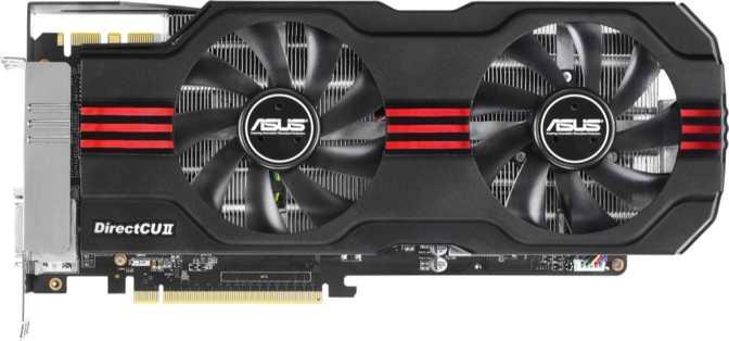 Asus GeForce GTX 680 DirectCU II V2