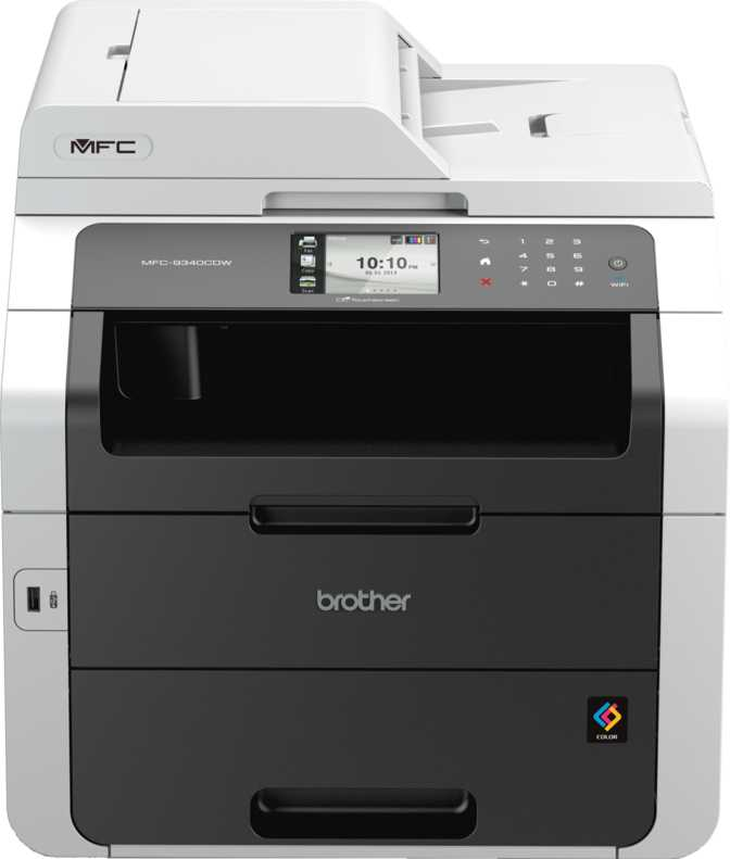 ≫ Brother MFC-9340CDW vs HP LaserJet Pro 400 M475dn: What