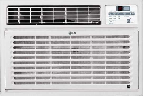 LG Window Air Conditioner LW1812ER