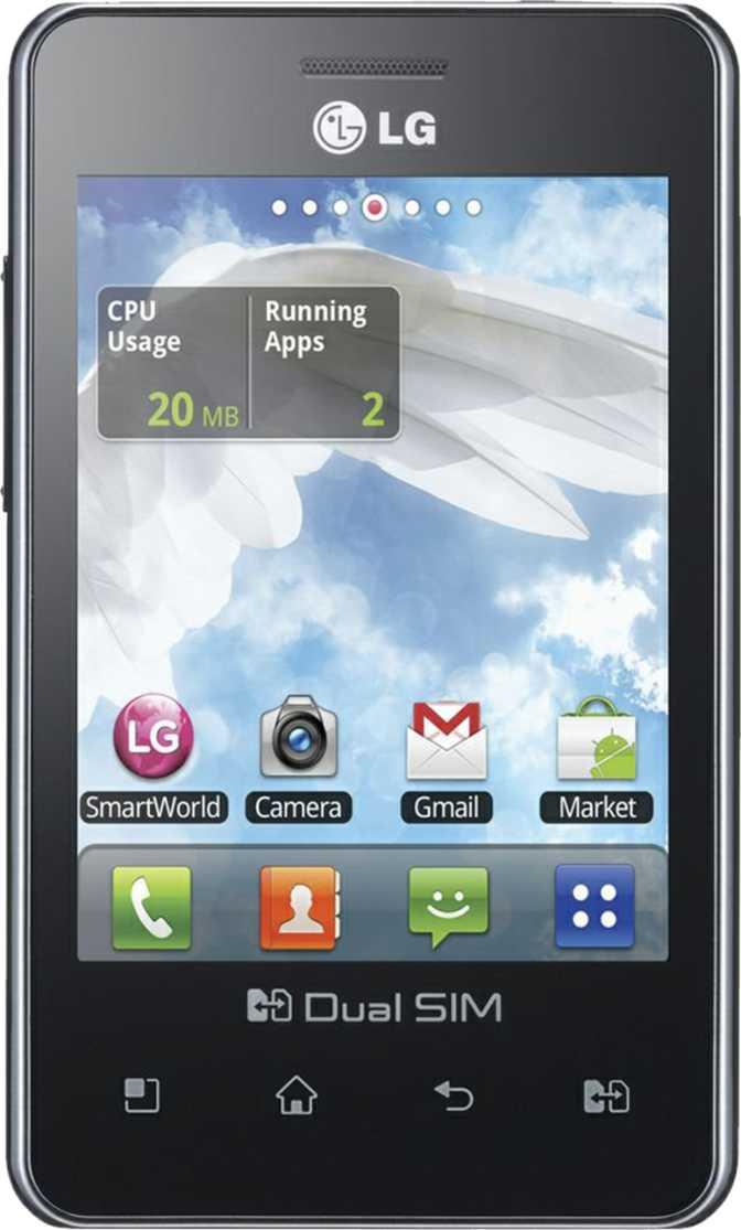 LG Optimus L3 Dual Sim