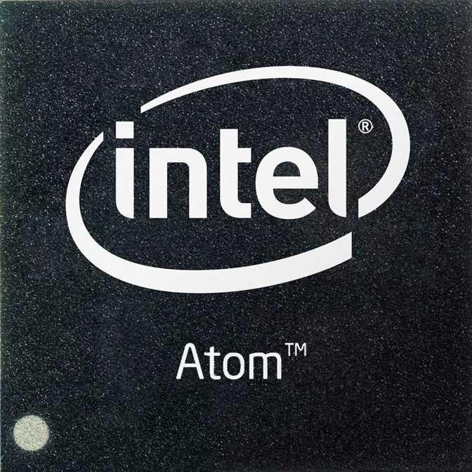 Intel Atom D2550