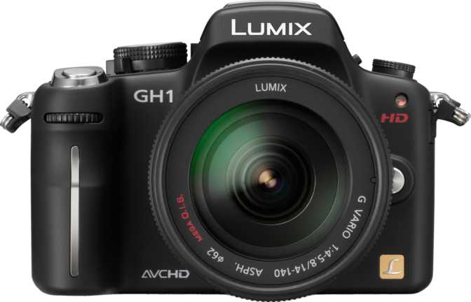 Panasonic Lumix DMC-GH1 + Lumix G Vario HD 14-140mm