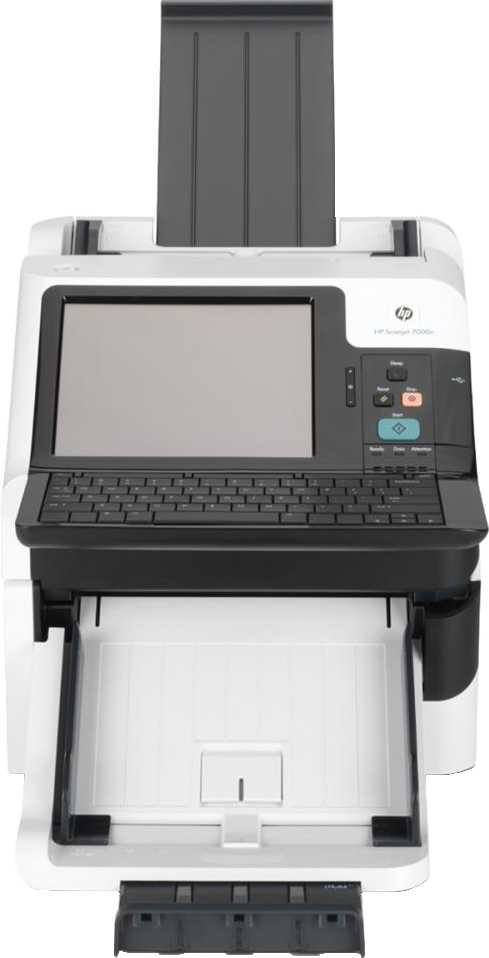 HP Scanjet Enterprise 7000n