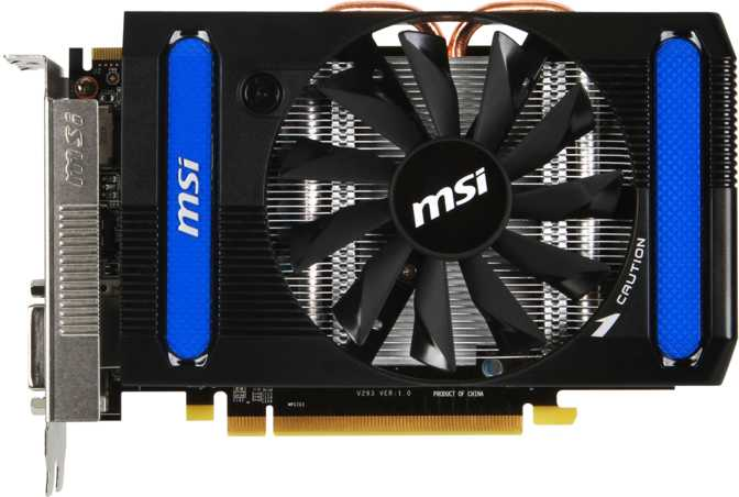 MSI HD 7790 OC 2GB