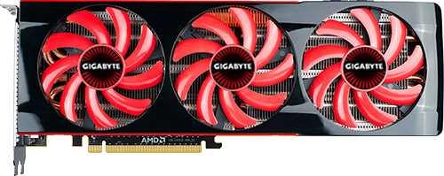 Gigabyte HD 7990