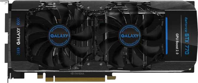 Galaxy GeForce GTX 770 GC