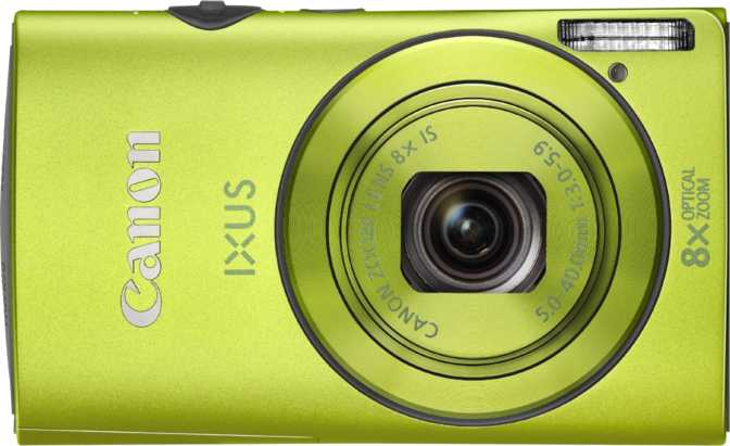 Canon  ELPH 310 HS