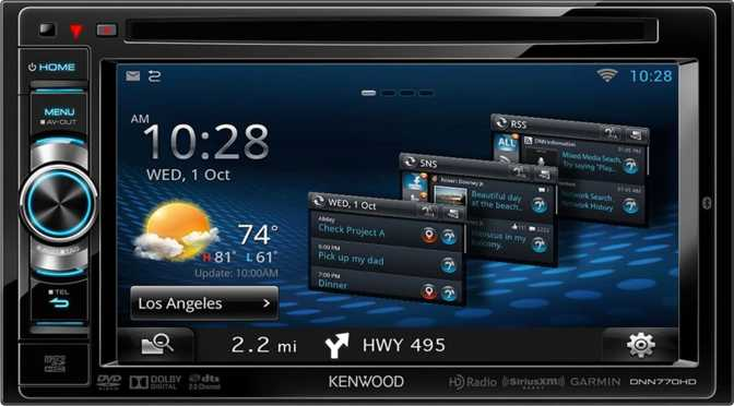 Kenwood DNN770HD