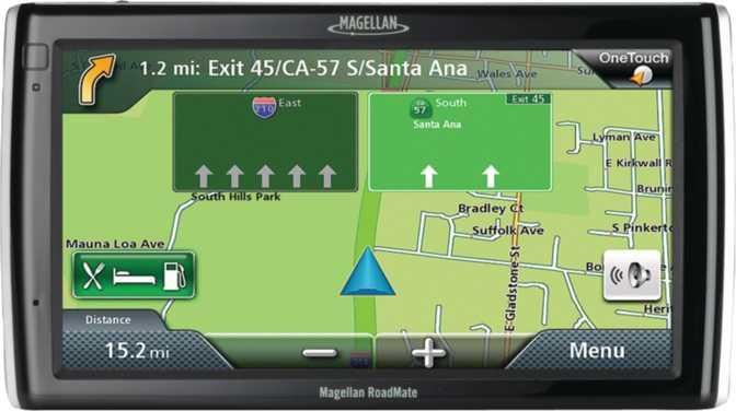 Magellan RoadMate 9055