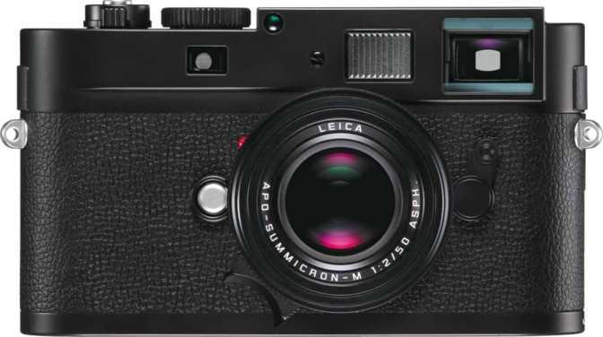 Leica M-Monochrom + Leica APO-Summicron-M 50mm