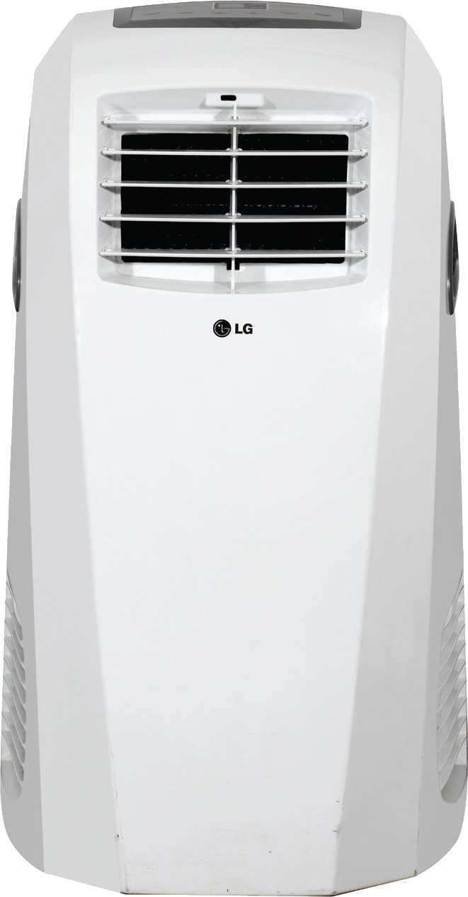 LG Portable Air Conditioner LP0910WNR
