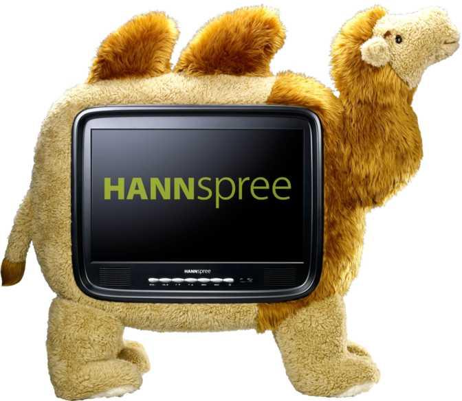 Hannspree HANNScamel