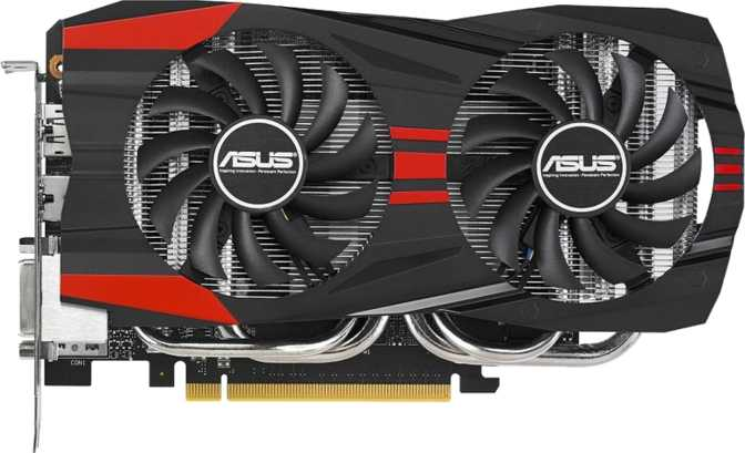 Asus GeForce GTX 760 DirectCU II 4GB