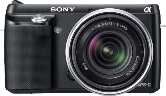 Sony NEX-F3 + Sony E 3.5-5.6/ 18-55 OSS