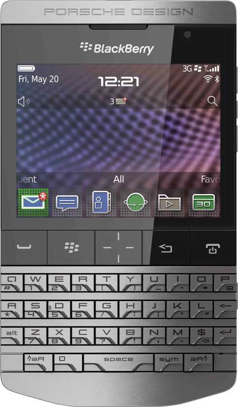 RIM BlackBerry Porsche Design P9981