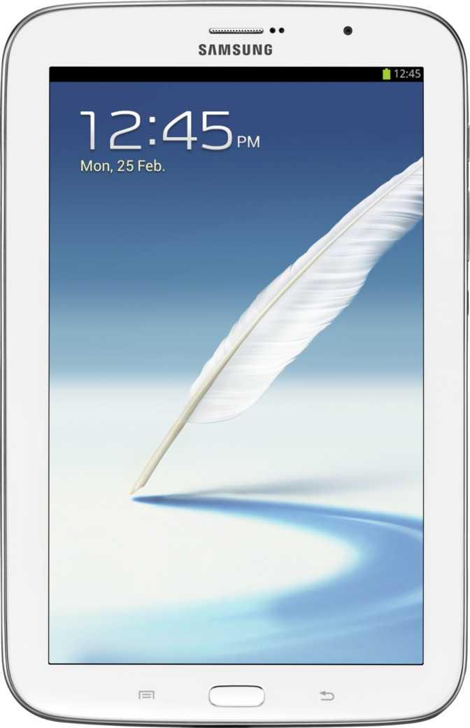 Samsung Galaxy Note 8 16GB WiFi + 3G