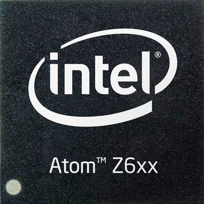 Intel Atom Z650