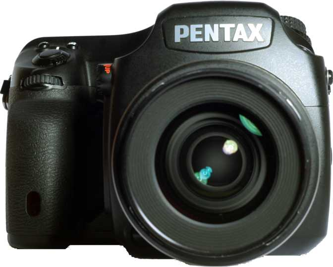 ≫ Pentax 645D vs Pentax 645Z: What is the difference?
