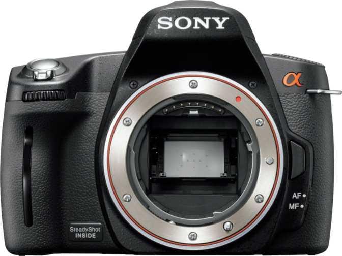 Sony A290 DSLR