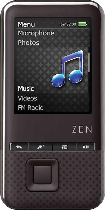 Creative ZEN Style 300 8GB