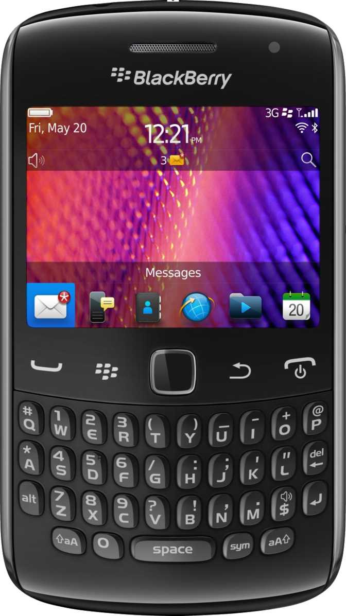RIM BlackBerry Curve 9350
