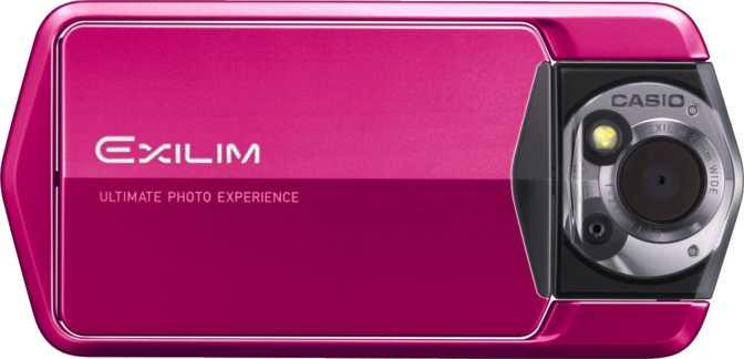 Casio Exilim EX-TR150