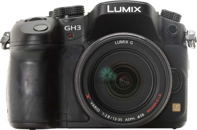 Panasonic Lumix DMC-GH3 + Lumix G X Vario 12-35mm F2.8 ASPH Power OIS