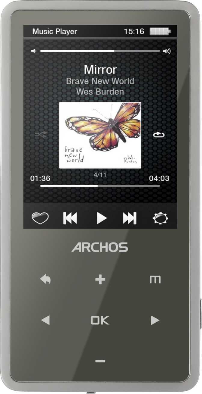 Archos 24C Vision 8GB