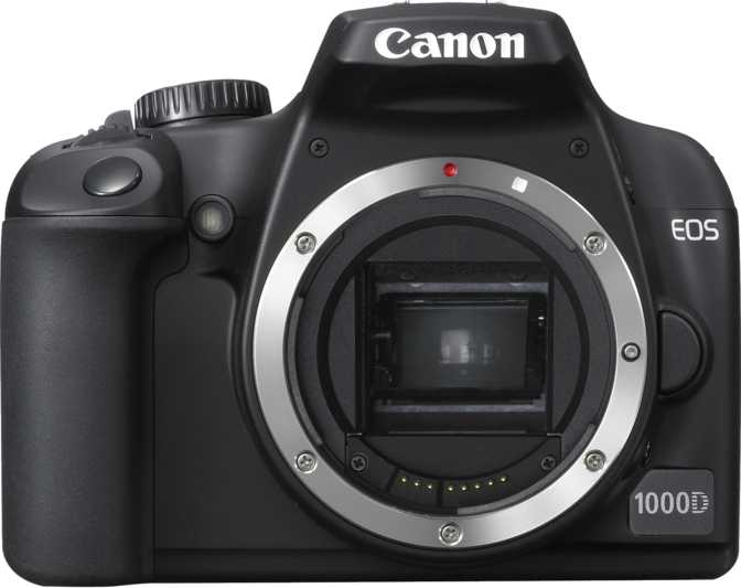 ≫ Canon EOS 1000D vs Canon EOS 700D: What is the difference?