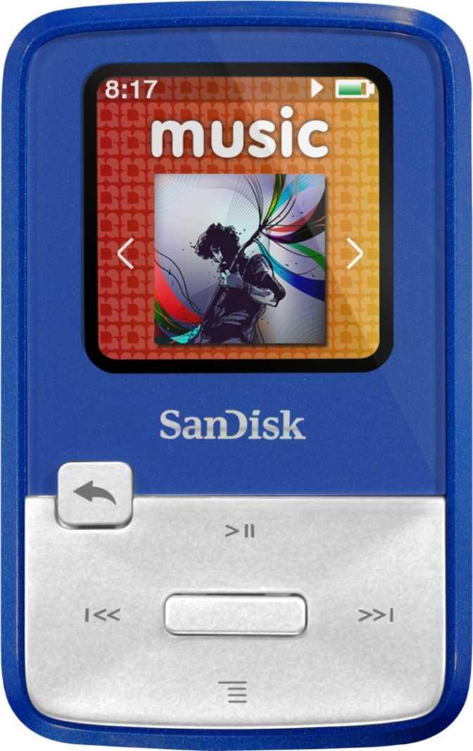 SanDisk Sansa Clip Zip 8GB