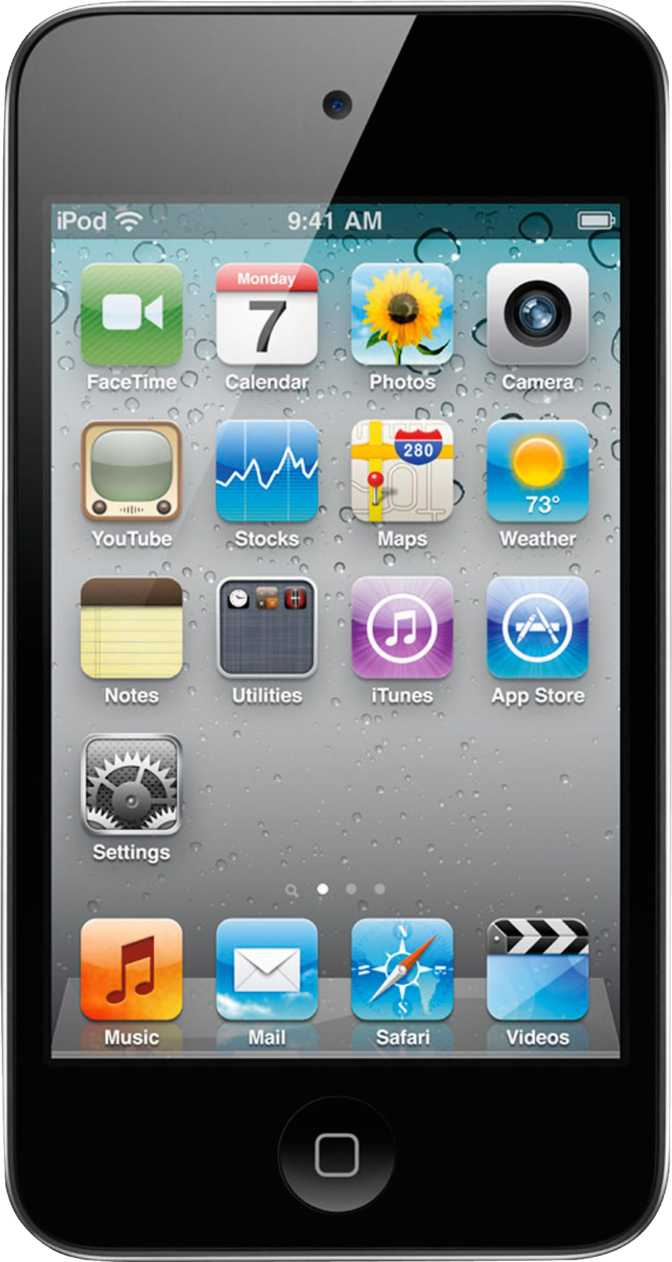 Apple iPod 4 touch 16GB