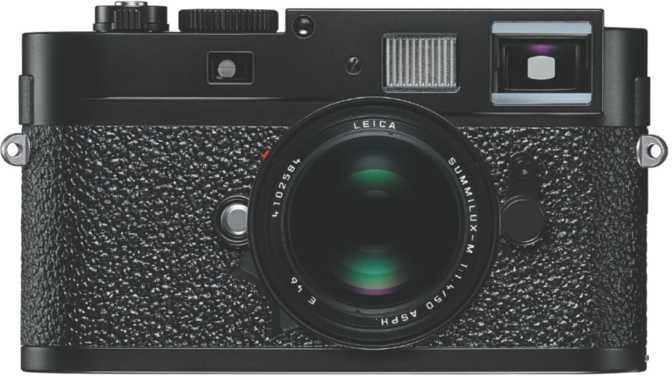 Leica M9-P + Leica Summilux-M 50mm