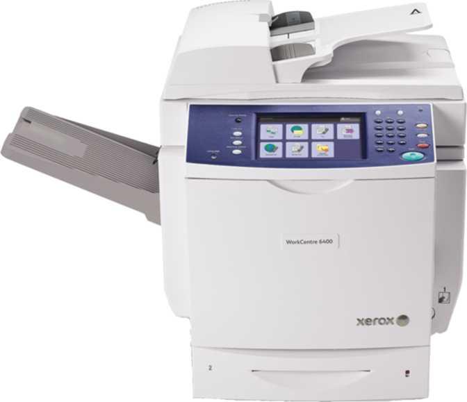 Xerox WorkCentre 6400S