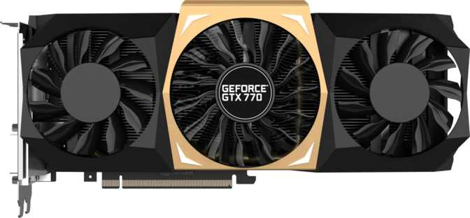 Xenon GeForce GTX 770 JetStream 4GB