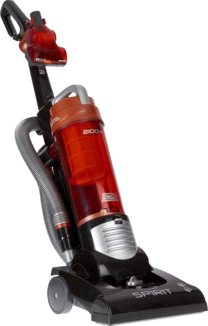 Hoover Spirit Upright SP2102