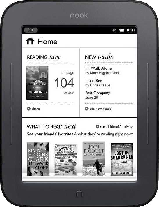 Noox NOOK Simple Touch™