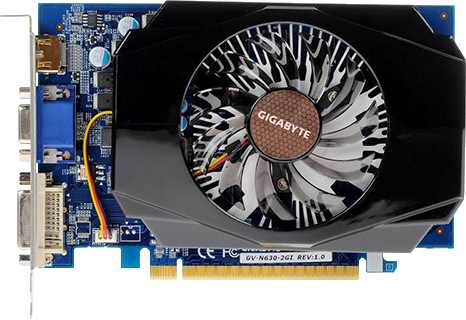 Gigabyte GeForce GT 630 2GB