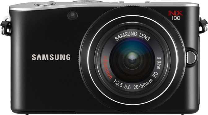 Samsung NX100 + Samsung 20-50mm NX iFunction Standard Zoom