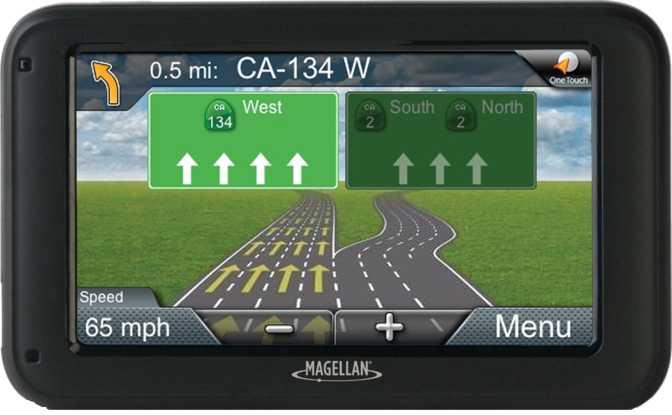 Magellan RoadMate 5220-LM
