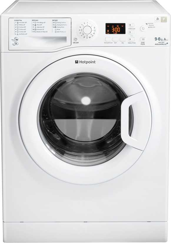Hotpoint WDPG 9640P