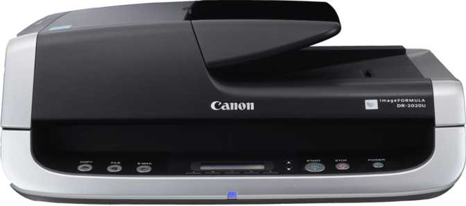 Canon imageFORMULA DR-2020U