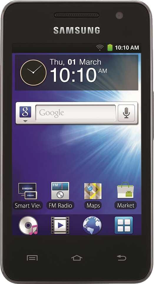 Samsung Galaxy Player 3.6