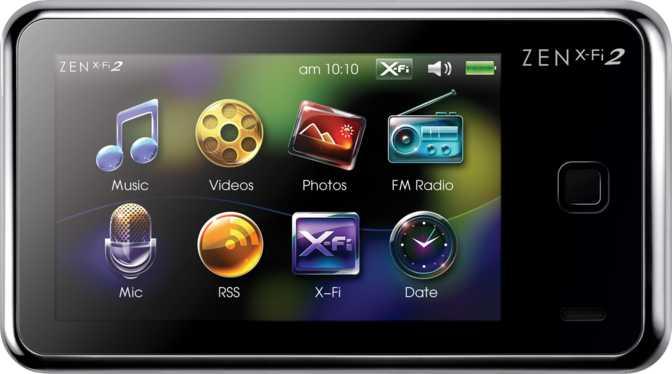 Creative ZEN X-Fi2 32GB