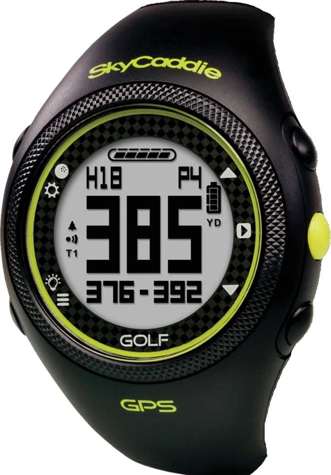 Skygolf Skycaddie Watch
