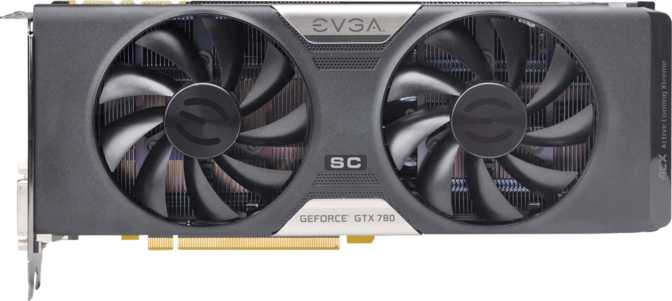EVGA GeForce GTX 780 SC w/ ACX Cooler