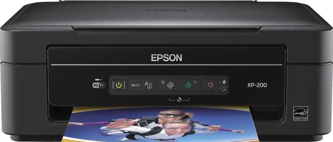 Epson Expression Home XP-200