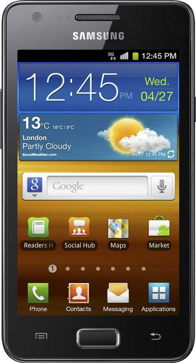 Samsung Galaxy Z I9103