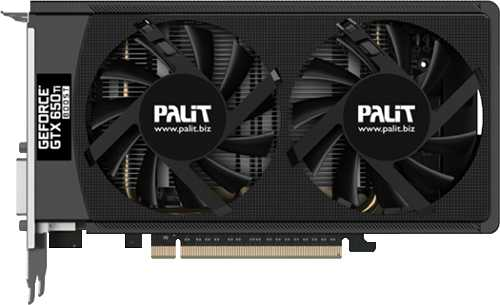 Palit GeForce GTX 650 Ti Boost OC 1GB