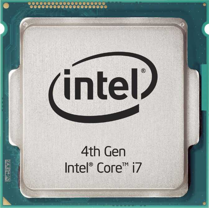 Intel Core i7-4950HQ