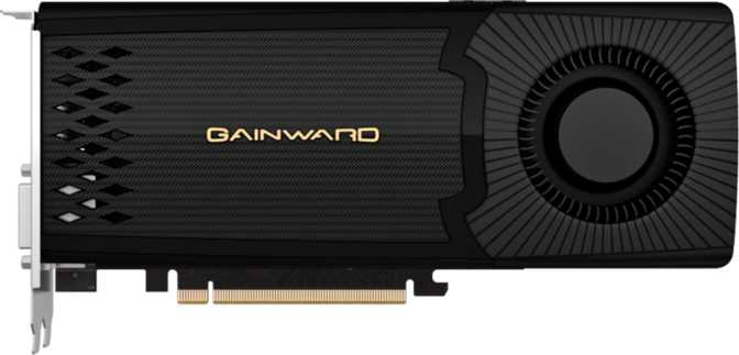 Gainward GeForce GTX 760